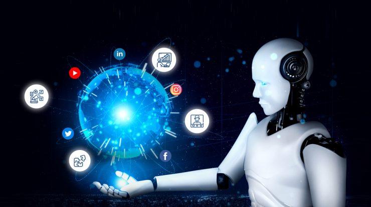 machine learning revolutionizing social media